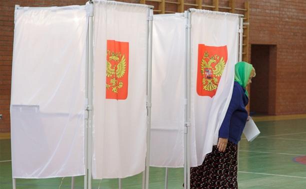 Самая высокая явка на выборы в Тульской области - в Суворове