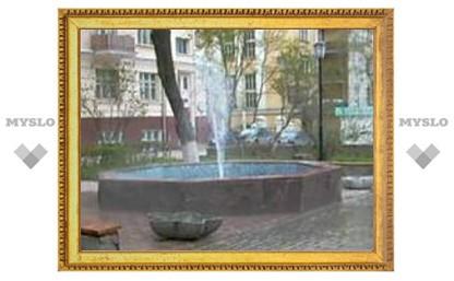 Как фонтан на Первомайской превратился в брандспойт