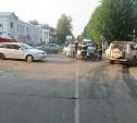 В выходные в ДТП на тульских дорогах пострадали четверо детей
