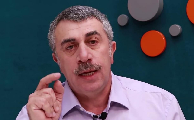 Врач Евгений Комаровский назвал смертельно опасные места во время пандемии коронавируса