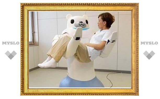 В Японии создан робот по уходу за больными