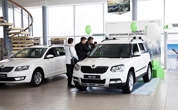 Презентация новой модели ŠKODA Yeti в автосалоне «Арсенал-Авто»