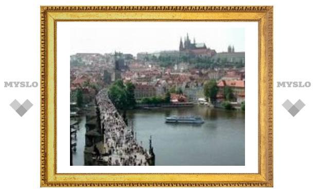 В Праге открывается отель на воде