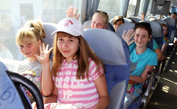 30 детей из Тульской области отдохнут в Белоруссии