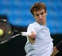 Андрей Кузнецов поборется за выход в основную сетку теннисного турнира в Монте-Карло
