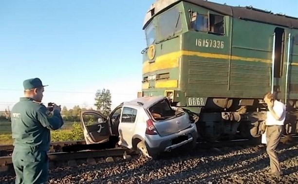 В 2015 году в Тульской области на железнодорожных переездах произошло три ДТП