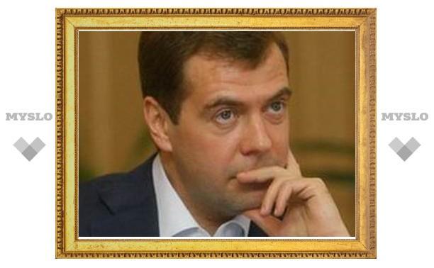 Медведев заставит россиян строго экономить электричество