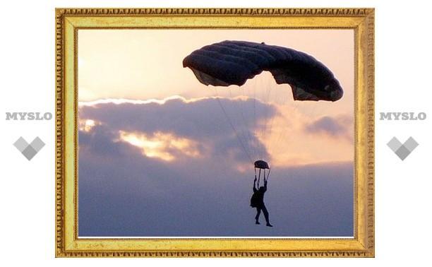 В Туле выйдет книга парашютиста Валерия Шипунова