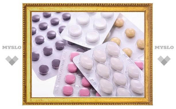 Тульским льготникам добавили на лекарства 69 рублей