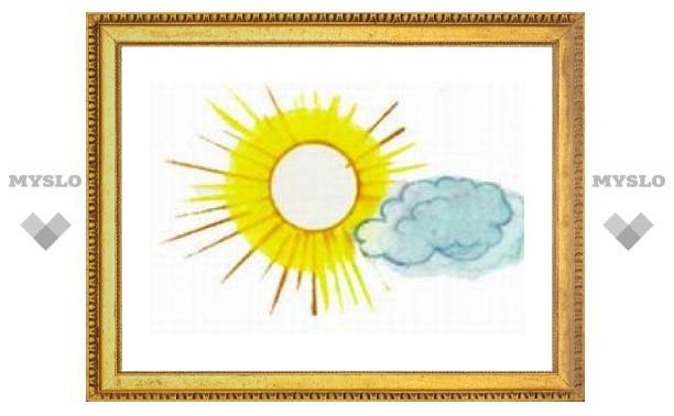 В четверг в Тулу заглянет солнце