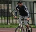 Туляк едет к Черному морю на велосипеде: Эксклюзивное интервью
