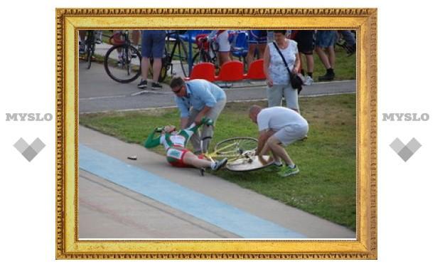 Белорусская велосипедистка, разбившаяся на треке в Туле, скончалась в больнице