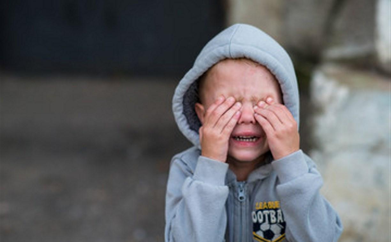 В Тульской области ребенок получил удар током во время игры на улице