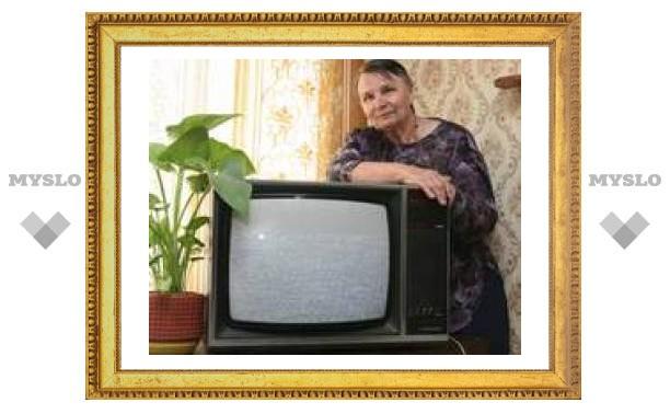 В тульских домах не показывает ТВ