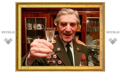 Тульские ветераны получат по 5 тысяч