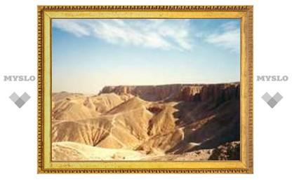 В Египте обнаружена трехтысячелетняя мумия
