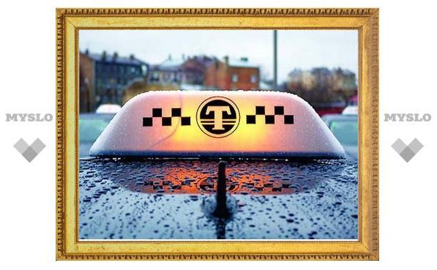 Под Тулой оштрафовали неудачного «таксиста»