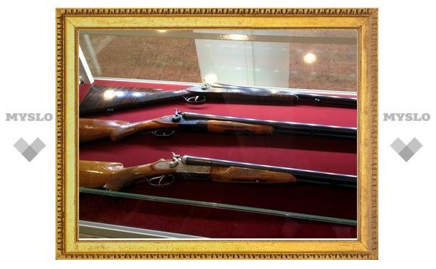 В музее оружия открылась новая выставка!