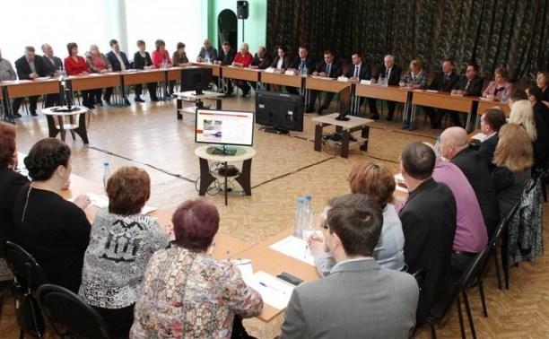 Веневский ФОК планируют сдать к концу 2016 года