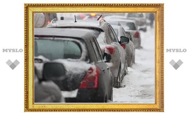 За зиму в Москве эвакуировали 44 тысячи автомобилей