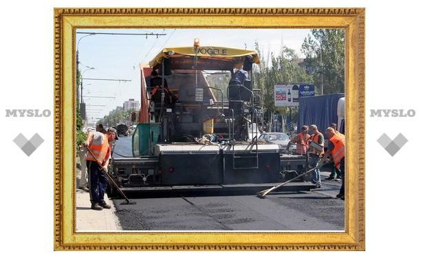 Вложения в дорожное хозяйство области утроят в 2012 году