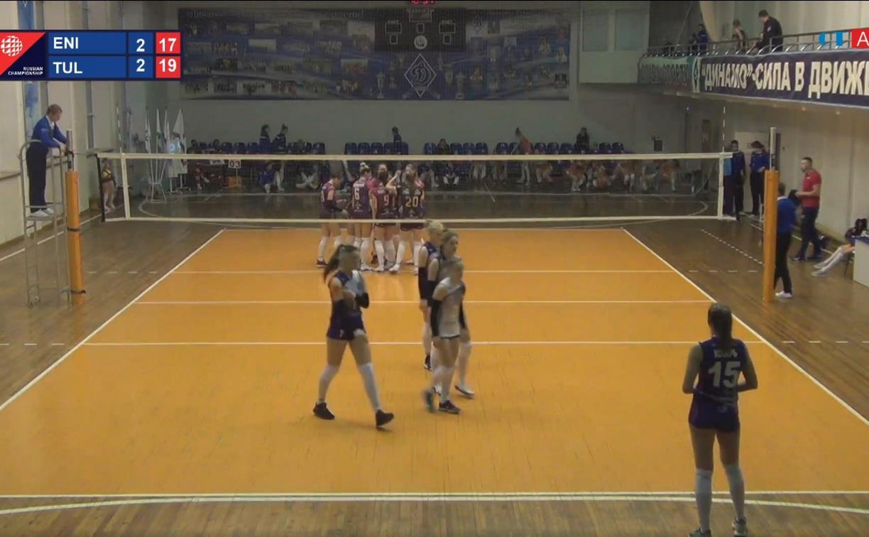«Тулица-2» обыграла «Енисей» в Молодежной лиге