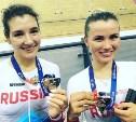 Тульская велогонщица завоевала серебро чемпионата Европы
