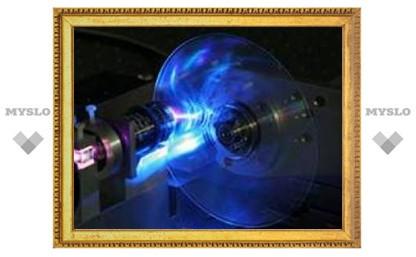 Немецкие исследователи записали на HD-DVD полтерабайта данных