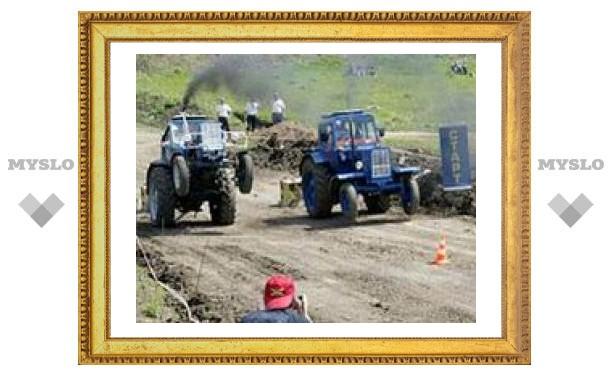 В Ростове соревноваться друг с другом будут тюнингованные тракторы