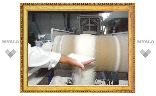 В сентябре 2012 года с конвейера Товарковского сахарного завода сойдет первый килограмм сахара