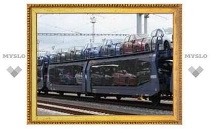 Автомобили японской сборки будут доставляться в Москву в три раза быстрее