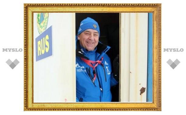 Тренеры сборной России по биатлону оказались под угрозой увольнения
