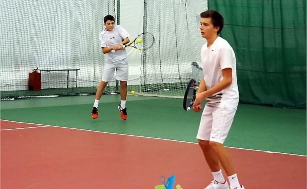 Тульские теннисисты отлично проявили себя на Кубке Кремля