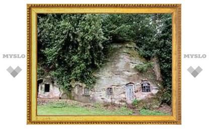 Трехкомнатную пещеру выставили на торги за 50 тысяч долларов