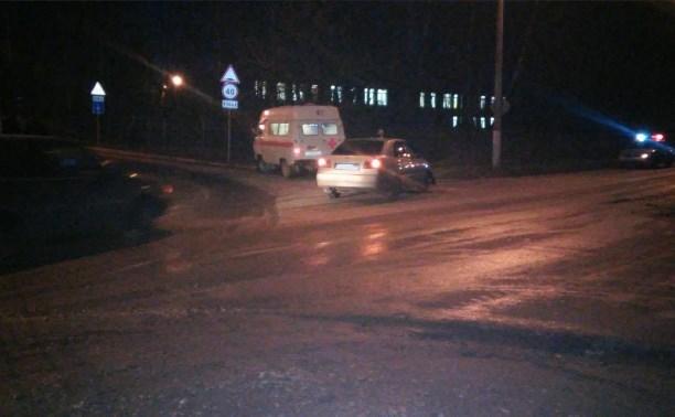 На дорогах Тульской области за сутки сбили двух пешеходов