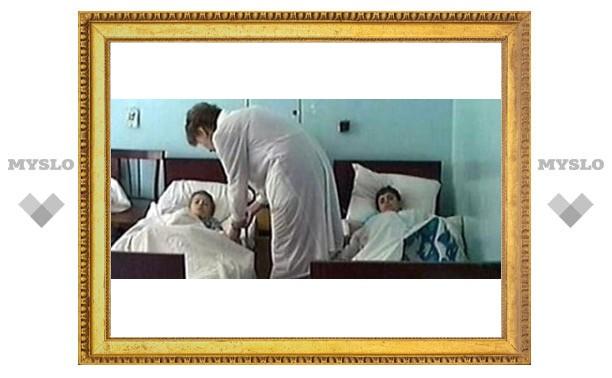 25 детей госпитализированы в больницу из спецшколы-интерната