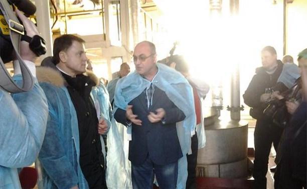 Владимир Груздев: «Общественность должна контролировать работу «РОСБИО»