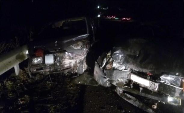 В аварии на Щёкинском шоссе пострадал трёхлетний ребёнок