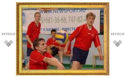 Тульские волейболисты нарасхват!