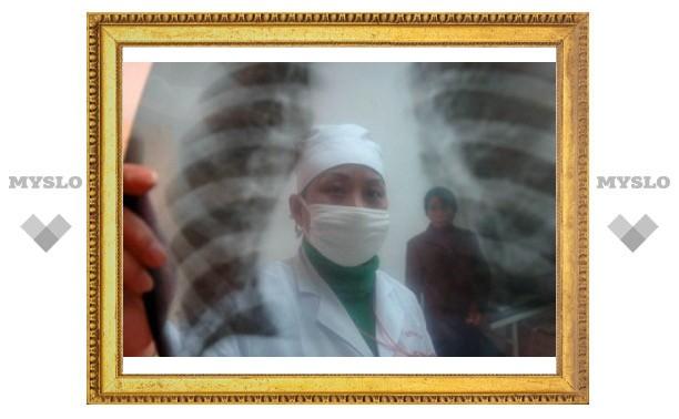 Жители Тульской области стали больше болеть туберкулезом и сальмонеллезом