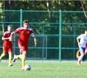 «Арсенал-2» сыграл вничью с керченским «Океаном»