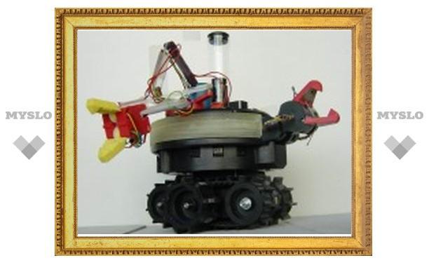 Ученые научили роботов врать и притворяться
