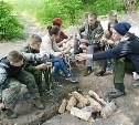Школьники Пролетарского округа вернулись из многодневного похода