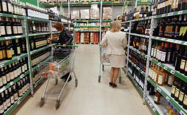 Правительство РФ не поддержало введение запрета на торговлю алкоголем в жилых домах