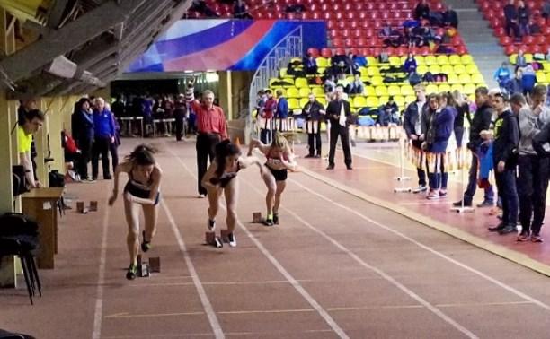 В Туле разыграли Кубок области по легкой атлетике