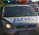 В Богородицком районе произошло ДТП с участием двух школьников