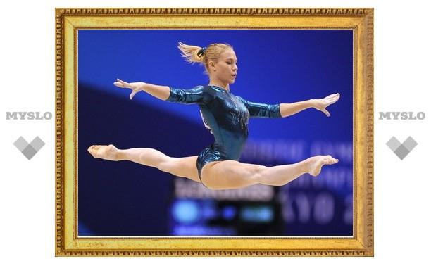 Ксения Афанасьева помогла России выйти в финал