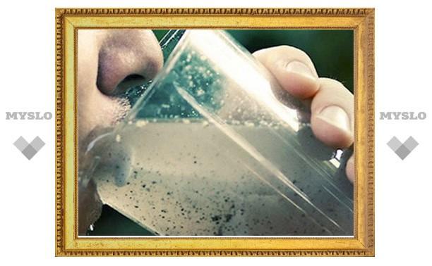 Вода в Туле опасна для здоровья?
