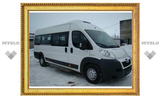 Тульские школы обзаведутся автобусами Peugeot Boxer