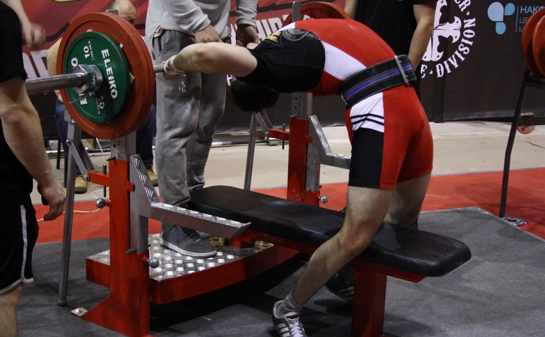 Туляк занял пятое место на чемпионате мира по пауэрлифтингу